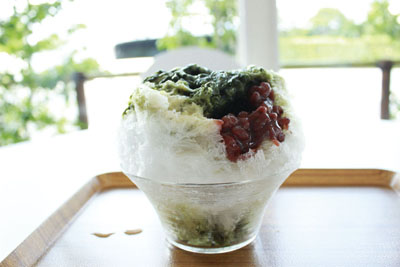 桑の葉かき氷アイキャッチ用