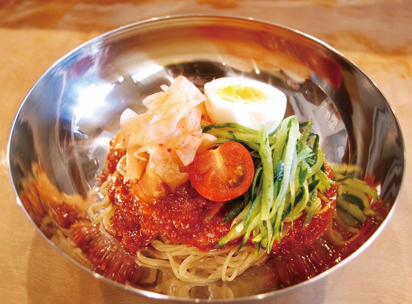 韓味冷麺web