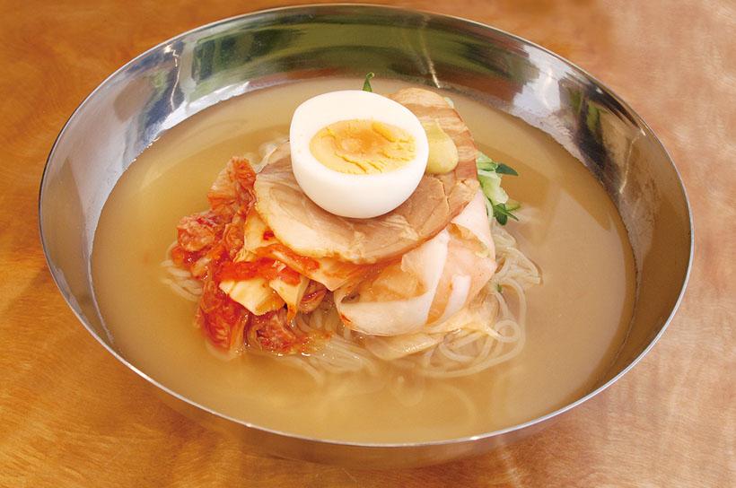 韓味水冷麺