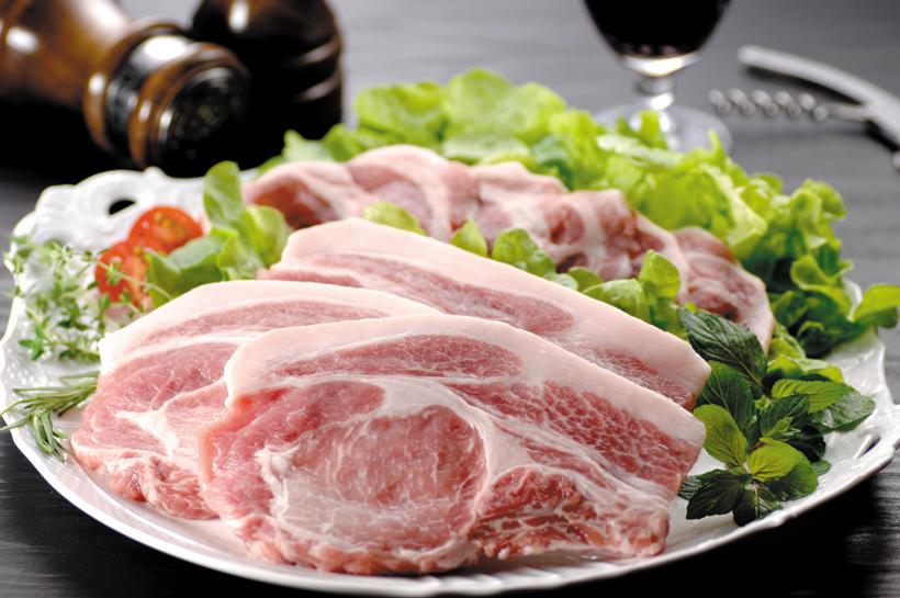 *ロース肉 500g 2,060円(税込/送料別) ※カット・スライスの厚さを選べます オススメの部位・カット方法…ロースしゃぶしゃぶ用 栄養…たんぱく質、ビタミンB1、ビタミンE等