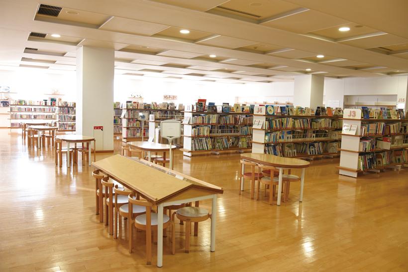 高崎図書館子供