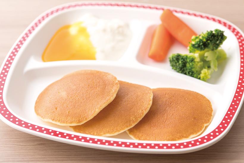 *離乳食が終わった子におすすめのキッズメニュー(ドリンク付き)  ¥390
