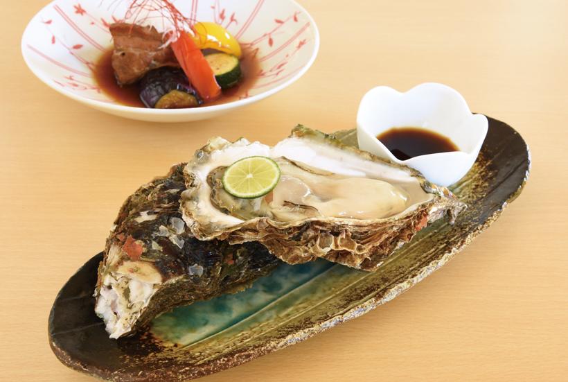 和さん亭牡蠣0