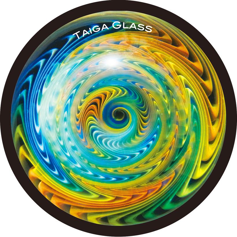 *Taiga Glass