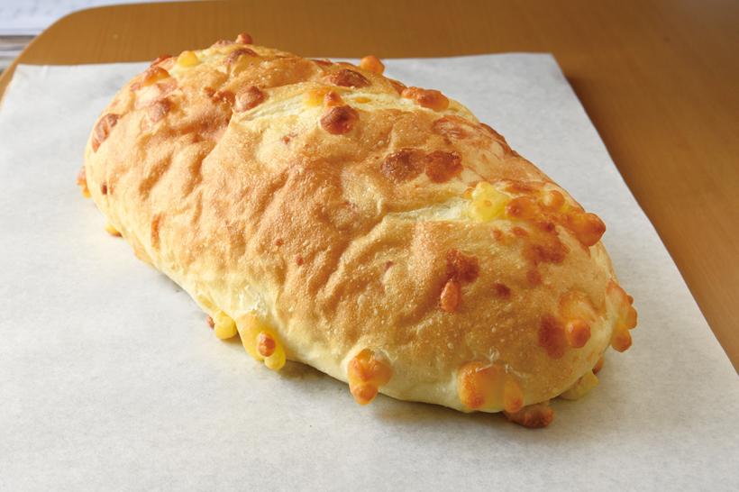 PanQooチーズパン