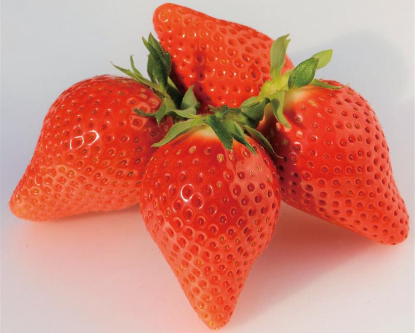 *いちご 700円〜 栄養…ビタミンC、カリウム等 販売時期…12月末〜5月末 食べ方…そのまま