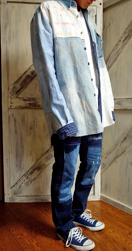 シャツ&パンツ