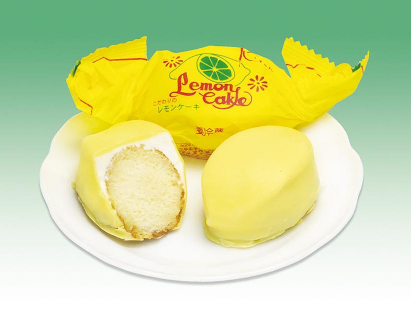 こまつやレモンケーキ